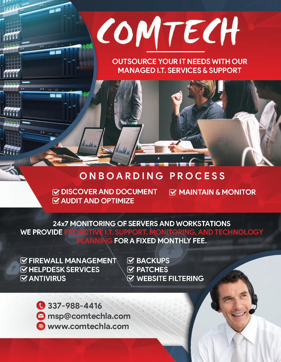 Comtech Managed Services
