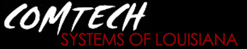 Logo, COMTECH SYSTEMS OF LOUISIANA, Computer Services in Lafayette, LA